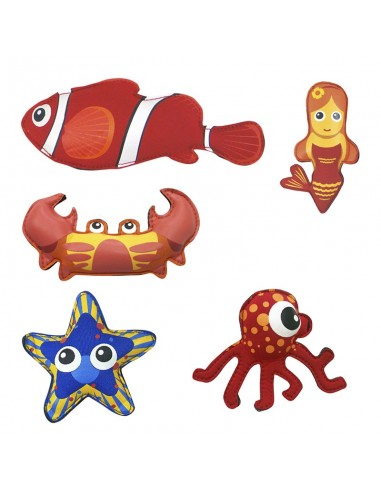 Set 3 animales buceo