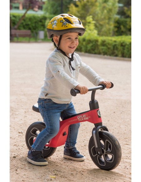 Tech Balance Bike- Roja