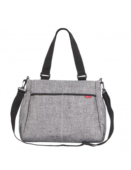 Bag basic light grey
