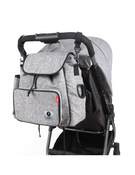 Backpack leisure grey