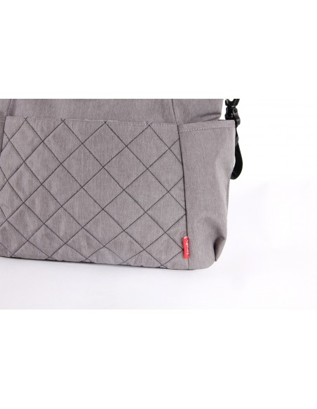 Bag travel grey