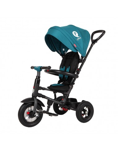 Triciclo QPlay Rito Air Verde