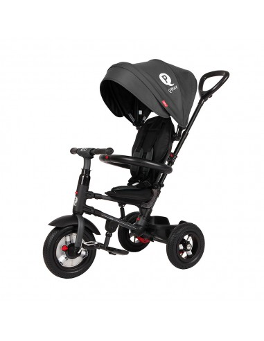 Triciclo QPlay Rito Air Negro